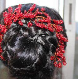 Заколка в волосы