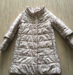 Off-season designer down jacket