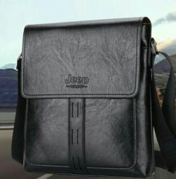 Jeep men's handbags.