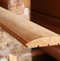 casă de lemn