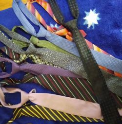 Краватки.