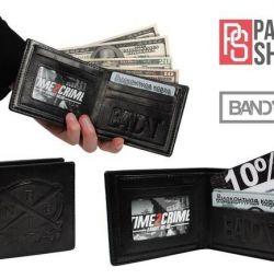 Гаманець Bandit Cash StreetWear Black