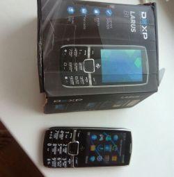 Телефон Dexp B1 -екран 2,8