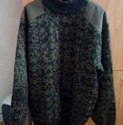 Pixel sweater for w / c