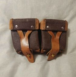 Cartridge pouch for Mosin rifle