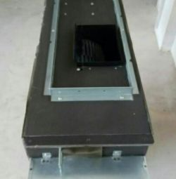 Heat pump slip system Panasonic Indoor