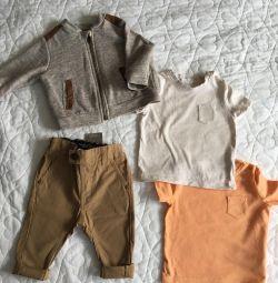 Îmbrăcăminte Dimensiunea următoare 0-3 luni