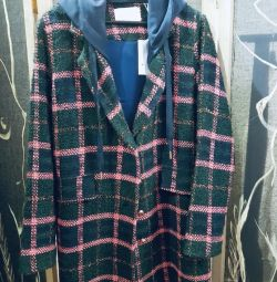 Coat RICH & ROYAL size M-L