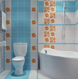 Anahtar teslimi banyo onarımı.