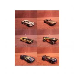 Arabalar Hot wheels original