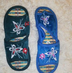 Slippers on the girl sizes28-29new