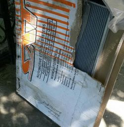 New Toyota Cooling Radiator