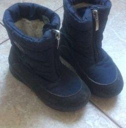 Μπότες, μπότες Alaska Originale, χειμώνας, ζεστό