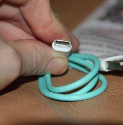 Нові USB-кабелі