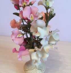 Flower arrangement (handmade)