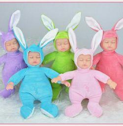 Bunny doll SPLUSHKA