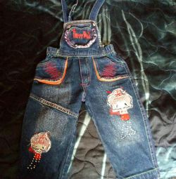 Overalls for children