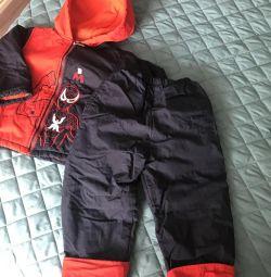 Jacket și pantaloni