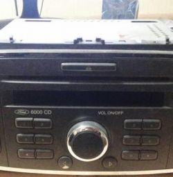 Radio Ford Focus2
