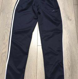 Pantaloni sport noi