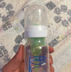Bottle of anti-colic