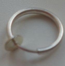 Piercing de argint
