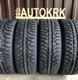 Winter tires R17 235 55 Bridgestone