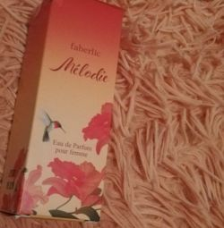 Perfumery water Melodie Faberlic 15ml