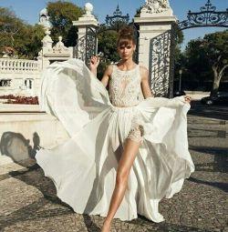 Свадебное платье в стиле бохо Eliran Aracha