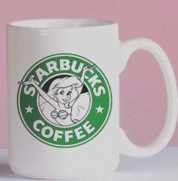 Starbucks Little Mermaid Mug