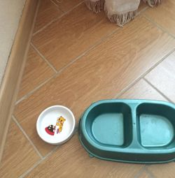 Bowls for feeding animals