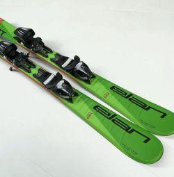 Children ski Elan U-flex 100 cm