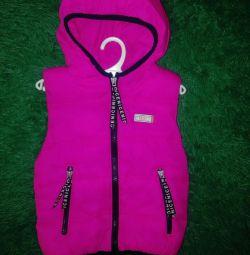 New vest for girls