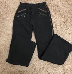 Pantaloni jos