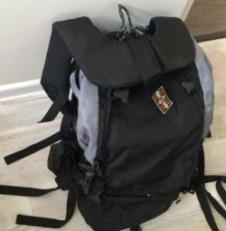 Campus backpack tourist