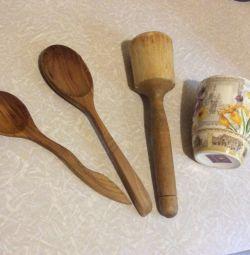 Kitchen accessories + gift ?