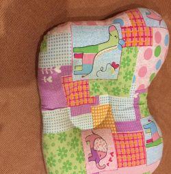 Подушка детская (ортопедическая)