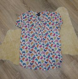 Summer elegant blouse Asoola