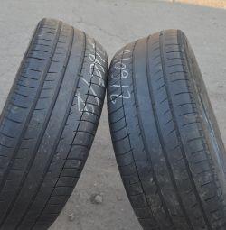 225-60-R18 O pereche de anvelope de vară Michelin