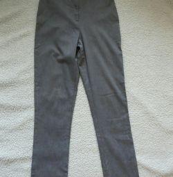 C&A viskon streç pantolon.