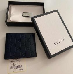 gucci wallet new