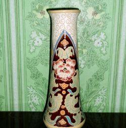 Vazo Vintage El Yapımı