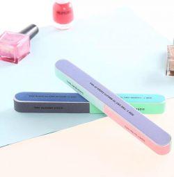 Нова пилка для полірування нігтів