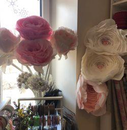 Декоративні квіти для фотосесій