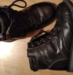 Зимние ботинки Puuhtu 33 р-р
