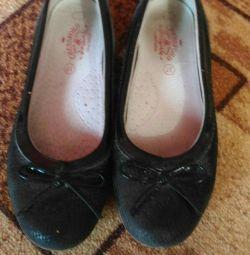 Signature ballet shoes