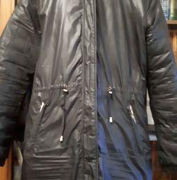 Διπλής όψης παλτό