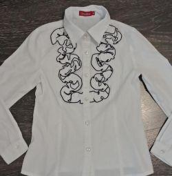 Блузка 1-2 кл.