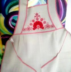 Apron for the stylish hostess