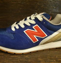 Sneakers New Balance 996 female teenagers
